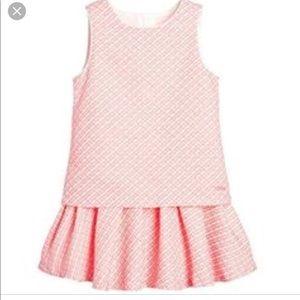 Cholè girls Fancy Tweed Dress